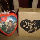 "I LOVE LUCY ""CALIFORNIA HERE WE COME"" ORNAMENT by VANDOR - NEW IN BOX!"
