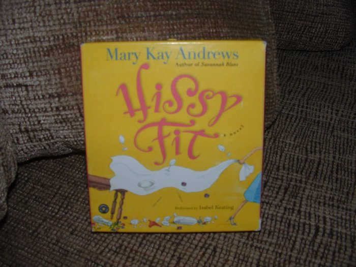 HISSY FIT Abridged, Audiobook Audio CD by Mary Kay Andrews!
