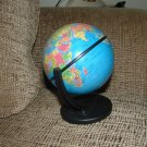 REPLOGLE GLOBE 12/1 WONDER GLOBE, Blue Ocean, 11cm Diameter - PERFECT FOR DESKTOP!