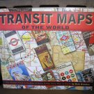 TRANSIT MAPS OF THE WORLD-Ovenden-COMPREHENSIVE COLLECTION OF EVERY RAPID-TRANSIT SYSTEM ON EARTH!
