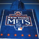 NEW YORK METS HOODIE TOWEL KIDS GENUINE MLBP - BRAND NEW!
