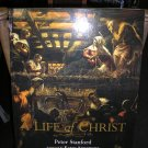 A LIFE OF CHRIST VERY LARGE HARDCOVER TABLE BOOK by Peter Stanford - BRAND NEW!