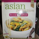 ASIAN PERFECTION COOKBOOK with DVD BOX SET (COOKING PERFECTION SERIES) by Belinda Jeffery!