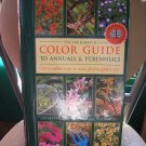 THE MIX & MATCH COLOR GUIDE TO ANNUALS AND PERENNIALS Hardcover by Graham Strong & Alan Toogood!