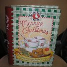 MERRY CHRISTMAS COOKBOOK (SEASONAL COOKBOOK COLLECTION) by Gooseberry Patch - BRAND NEW