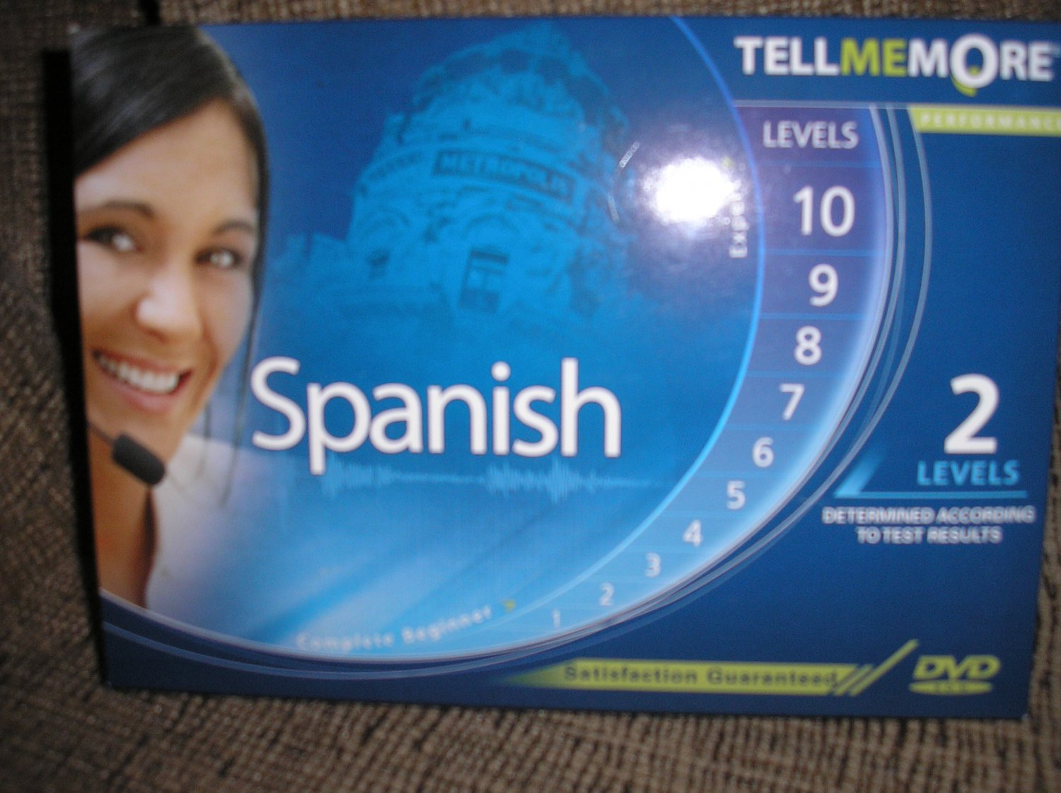 Tell me more spanish homeschool edition review