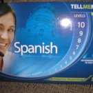 TELL ME MORE SPANISH 2-LEVEL PERFORMANCE LANGUAGE-LEARNING SOFTWARE SYSTEM!