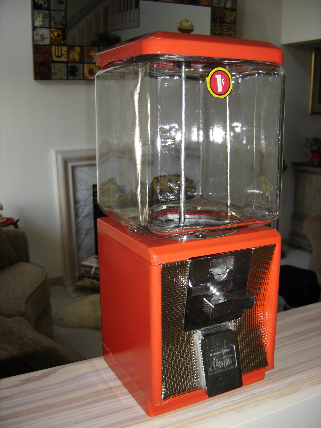 northwestern 60 series gumball machine
