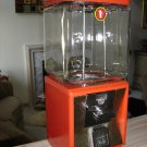NORTHWESTERN 60 SERIES 1 CENT GUMBALL MACHINE - VINTAGE with GLASS DOME - NICE ONE!