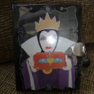 "DISNEY'S SNOW WHITE ""THE EVIL QUEEN"" Locking Diary - BRAND NEW!"