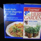 CHIA GOURMET HERB GARDEN by Chia - 6 GOURMENT SEED PACKETS INCLUDED - BRAND NEW