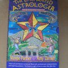 THE ENCHANTED ASTROLOGER:YOUR PERSONAL ORACLE HARDCOVER BOOK & CARD SET-Monte Farber,Amy Zerner-NEW!