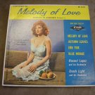 Melody Of Love 45 RPM Record - Tina Louise - Gilligan's Island Ginger -  WOW!
