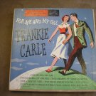 For Me and My Gal - Frankie Carle 2 45 RPM RCA 3059- WOW!
