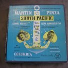 South Pacific 40 4 45 Box Set Martin/Pinza - Rodgers & Hammerstein - A-850 - WOW!