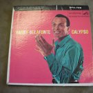Calypso Harry Belafonte 45 RPM record - 1956 - WOW!