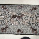 WESTERN FASHION SEQUIN & BEAD EMBELLISHED SCARF - LONG & GORGEOUS - NEW!