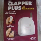 THE CLAPPER PLUS SOUND ACTIVATED ON/OFF SWITCH, 1 Each by THE CLAPPER - NEW IN BOX!