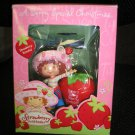 Strawberry Shortcake Ornament Have a Berry Merry Christmas - 2003 - NEW IN BOX!