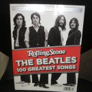 ROLLING STONE:THE BEATLES 100 GREATEST SONGS-SPECIAL COLLECTORS EDITION-Elvis Costello,J.Wenner!