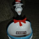 HERSHEY's DR. SEUSS CAT IN THE HAT CERAMIC CANDY DISH!
