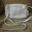 COACH SONOMA SMALL OFF WHITE PEBBLED LEATHER SHOULDER BAG HANDBAG PURSE No. A6B-4918 - AUTHENTIC!