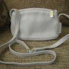 COACH SONOMA SMALL OFF WHITE PEBBLED LEATHER SHOULDER BAG HANDBAG PURSE No. A6B-4918 - AUTHENTIC!