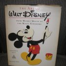 The Art Of Walt Disney:From Mickey Mouse To The Magic Kingdoms Pub.1975 by Walt Disney Productions!