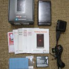 Motorola DROID 2 Android Phone -Verizon Wireless- MODEL A955-Dark sapphire with ORIGINAL BOX & MORE!