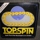 TOP-SPIN PUZZLE by Binary Arts Corporation - JUST PUT THE NUMBERS IN ORDER...