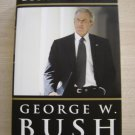 DECISION POINTS Hardcover Book by former U.S. President George W. Bush!