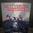 Gettysburg Sketches: A Concise and Illustrated History of the Battle of Gettysburg by Frederic Ray!