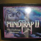 MINDTRAP II 2 ~ THE CHALLENGE CONTINUES by MIND TRAP - IT WILL CHALLENGE THE WAY YOU THINK...OR SEE!