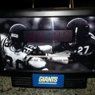 NFL GIANTS AM/FM ALARM CLOCK by CLASSIC AUDIO DESIGNS!