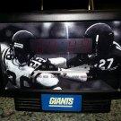 NFL GIANTS AM/FM ALARM CLOCK by CLASSIC AUDIO DESIGNS!