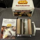 MARCATO RAVIOLISSIMA RAVIOLI MAKER ATTACHMENT FOR STANDARD PASTA MACHINE!