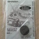 SHARP VIEWCAM MODEL VL-AH151U/VL-AH161U OPERATION MANUAL - BRAND NEW!