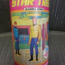 "Star Trek ""Beaming Down"" Jigsaw Puzzle by H.G. Toys in Collectible Canister from 1974!"