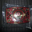 MUM Society of American Magicians Rectangular Belt Buckle!