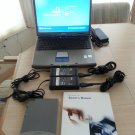 DELL INSPIRON 5100 LAPTOP WIFI MS OFFICE with ACCESSORIES & MANUAL - BOOTS IN SAFE MODE!