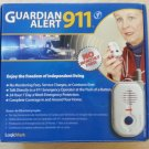 LOGICMARK GUARDIAN ALERT 911 PERSONAL SECURITY EMERGENCY RESPONSE SYSTEM - NO MONTHLY FEE!