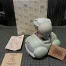 "Precious Moments ""Wishing You Roads Of Happiness"" Figurine by Enesco!"