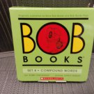 Bob Books Set 4 - Complex Words Paperback – Box set by Bobby Lynn Maslen, John R. Maslen!