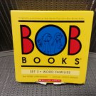 Bob Books Set 3 - Word Families Paperback – Box set by Bobby Lynn Maslen, John R. Maslen!