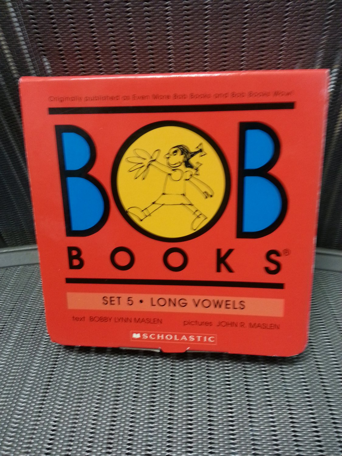 Bob Books Set 5 - Long Vowels Paperback � Box set by Bobby Lynn Maslen, John R. Maslen!