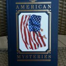 Great American Mystery Stories of the Twentieth Century (Franklin Mysteries) Hardcover – 1989!