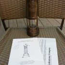 E. THOMAS & WILLIAMS LIMITED CAMBRIAN MINER'S LAMP by BROOKSTONE!