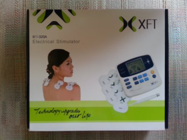 XFT-320A Electrical Stimulator/Massager with 28 PADS and Acupuncture Pen by XFT - RELIEVE THE PAIN!