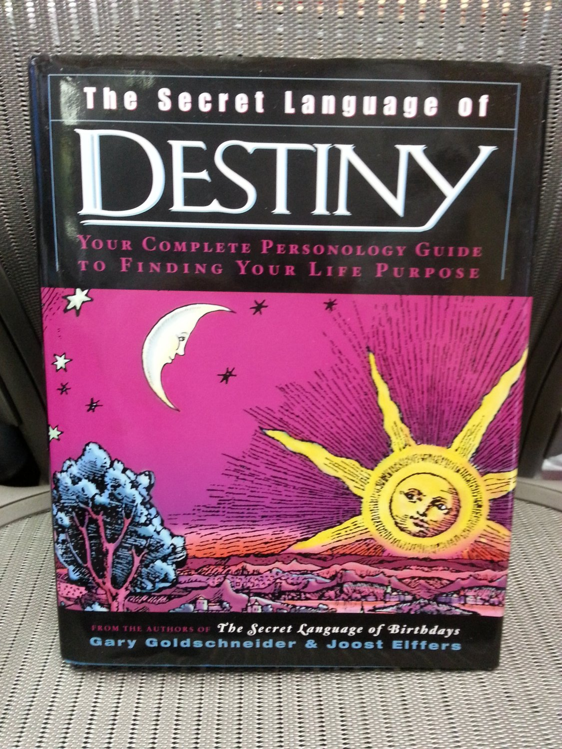 The Secret Language of Destiny: A Complete Personology Guide to Finding Your Life Purpose Book!