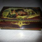 Vintage 1930's Canco Hendricks Chocolate Coated Nuts and Fruits Tin Box!